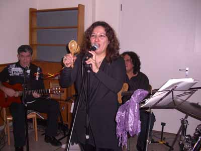 Die singende Amalya