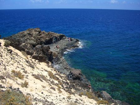 Strand von Mala