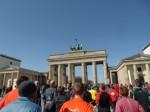 Brandenburger Tor - Da muss man durch die Mitte durch